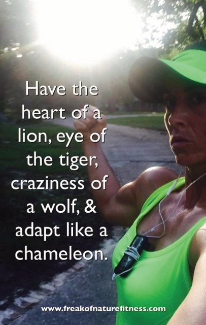 Tosha Firestone, Eye of the Tiger, Motivation, Exercise, Lose Weight, Focus, Gym inspiration