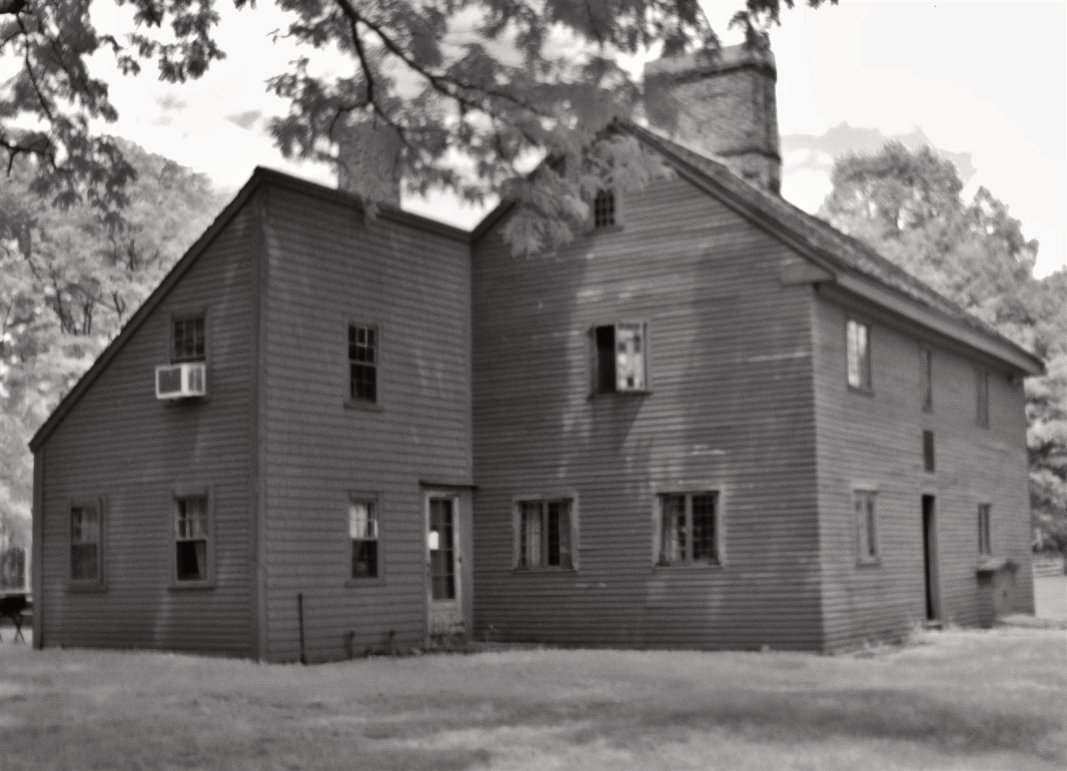 The Rebecca Nurse Homestead,Danvers,MA,Salem Witch Trials,Haunted,Ghosts,Paranormal,www.AnthonyDuda.com