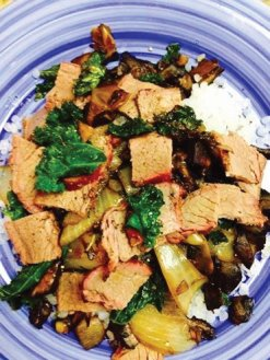 Freak of Nature Fitness, Live Fit, Lose Weight, Meal ideas, Nutrition, Brisket, Shirataki rice