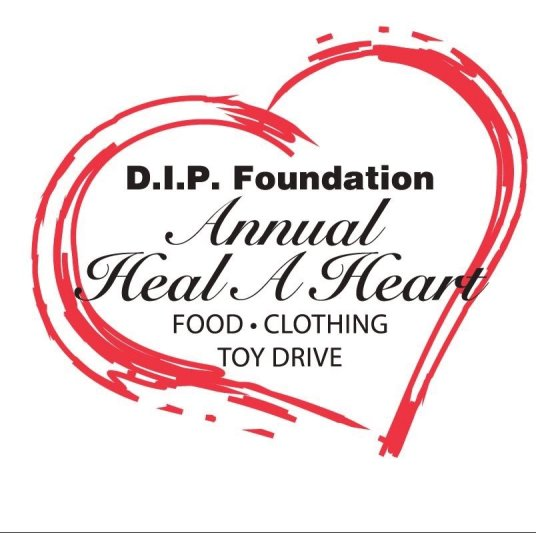 D.I.P. Outreach Ministry Annual Heal A Heart Food Clothing & Toy Giveaway